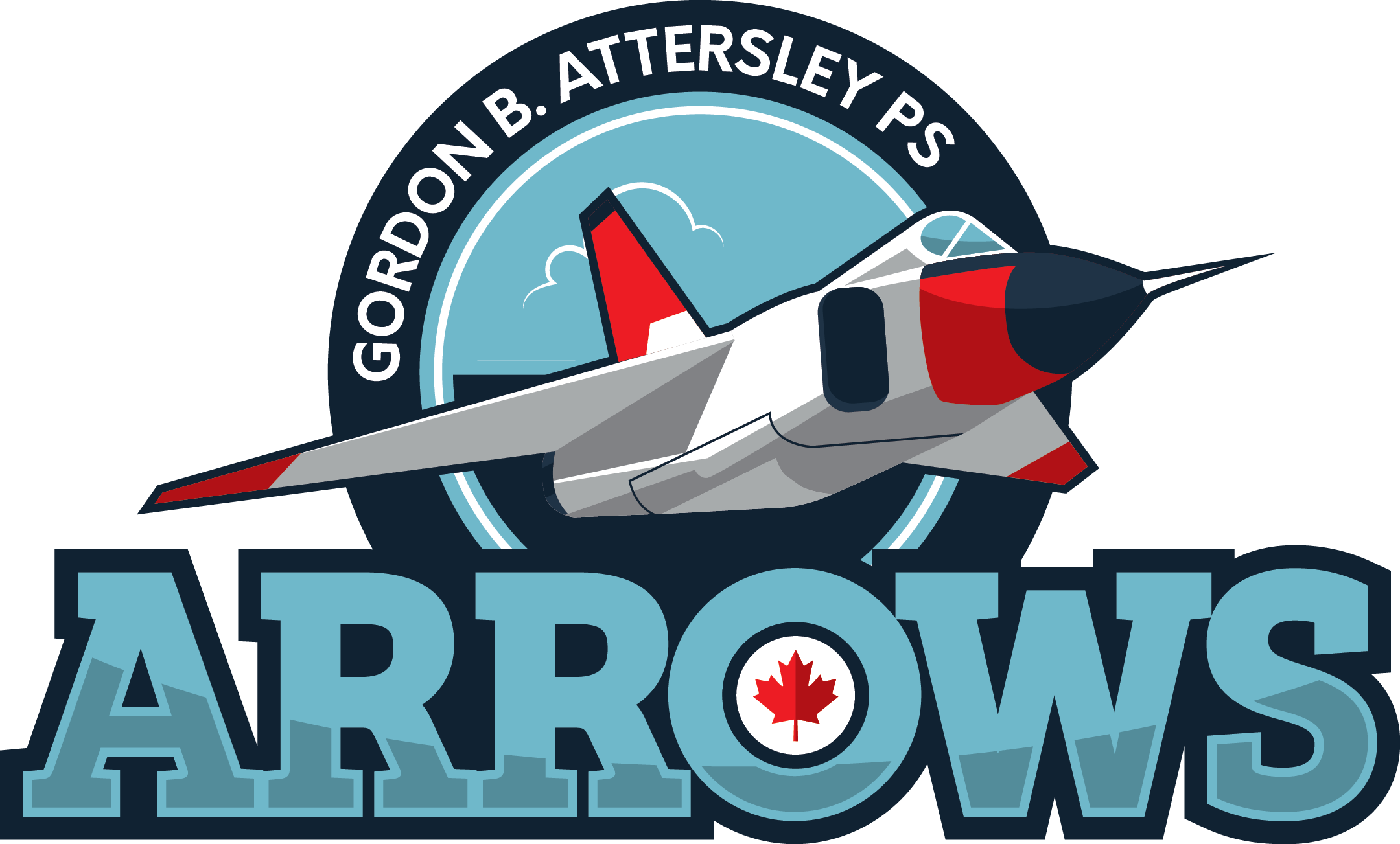 Gordon B. Attersley Public School logo